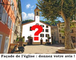 Choisissez votre couleur de la façade de l'église
